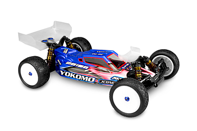 JConcepts F2 - Yokomo YZ-2 Body w/Aero Wings - Standard