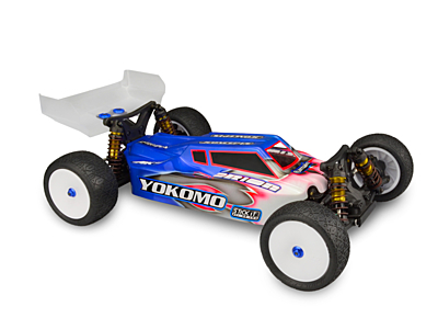 JConcepts S2 - Yokomo YZ-4 Body w/Aero Wings - Standard