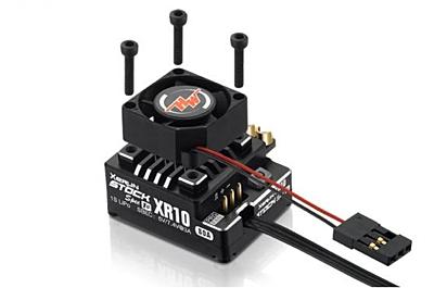 Hobbywing XeRun XR10 PRO STOCK SPEC 1S Sensored Brushless ESC (Black)