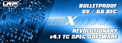 LRP FlowX TC Spec Brushless Speed Control