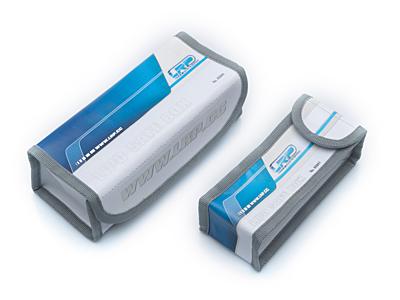 LRP LiPo Safe Box (Small - 15 x 6 x 5 cm)