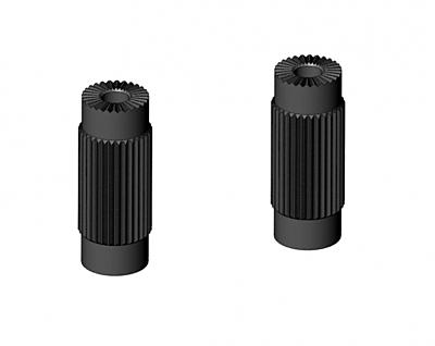 Awesomatix AT26 - Battery Post (2pcs)