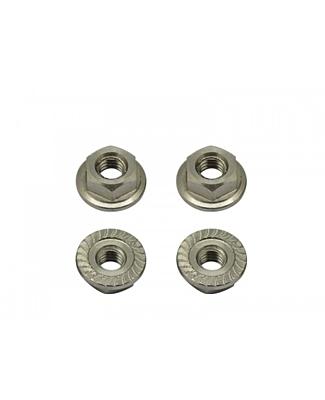 Arrowmax Titanium Wheel Nuts M4 (4pcs)