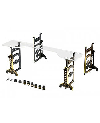 Arrowmax Set-Up System for 1/10 Offroad Cars With Bag Black Golden