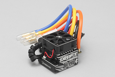 Yokomo DRIFT SPEC ESC BL-PRO4 Turbo (>3.5T) with wire