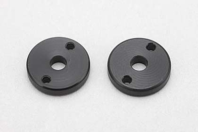 Yokomo Offroad X Shock Piston (Black 1.6/2 Hole)