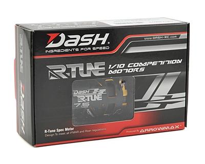 Dash R-Tune 540 Sensored Brushless Motor 7.5T