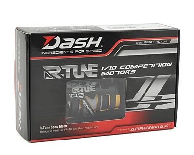 Dash R-Tune 540 Sensored Brushless Motor 10.5T