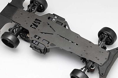 Yokomo YD-2E Plus RWD Drift Car Kit (Graphite Chassis)
