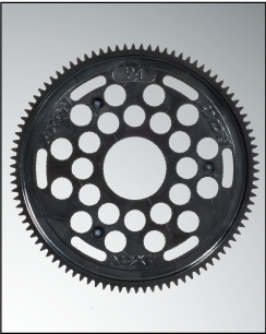 AXON Spur Gear DTS 64P 79T