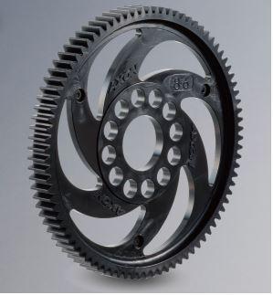 AXON Spur Gear TCS 48P 86T