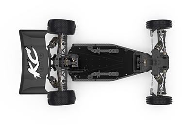 Schumacher Cougar KC Carpet Spec 1/10 2WD Buggy Kit