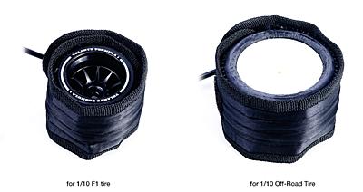 Muchmore Belt Type Tire Warmer for CTXW, CTXW Pro