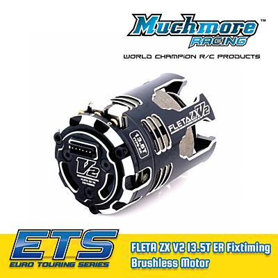 Muchmore FLETA ZX V2 13.5T ER Fixtiming Spec Brushless Motor (ETS 2018/19)