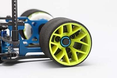 Rear Wheel Disk Plate
