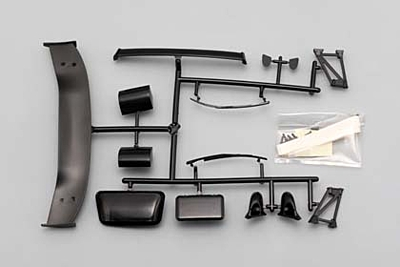 Yokomo YUKE'S SYMS GDB IMPREZA Accessorie Parts Set