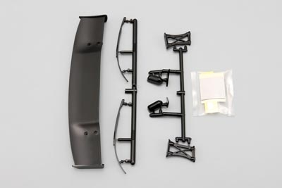 Yokomo HKS HIPER SILVIA Accessorie Parts Set