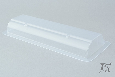 Sweep 1/10 190mm Touring car Wide wing, 1.0mm thickness
