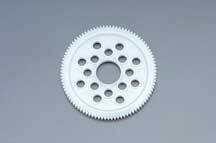 Yokomo 107T Precision Spur Gear (64Pitch)