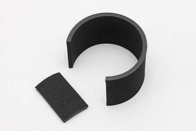 """Yokomo CRT """"R"""" Rubber Rear Tire (for Low Traction/ETS carpet·4pcs)"""
