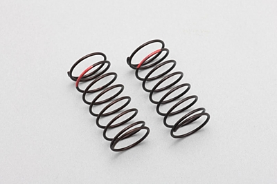 Yatabe Arena Shock Front Spring (Red) for Carpet/Astro