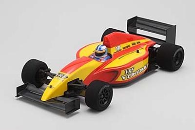 YR-10F Formula 001 Driver figure