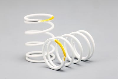 Yokomo PRO Shock Spring (Long Type·Yellow)
