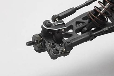 YZ-2 Aluminum Front Steering Hub Carrier