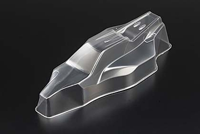 Clear lexan body B-MAX2 MR/RS (Light weight)