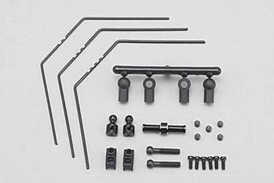 BD7 Front Stabilizer Set (3 wires)