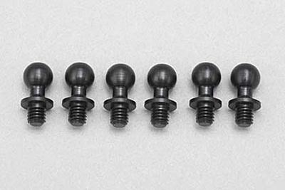 BD8'18 Hex Socket 4.8mm Rod End Ball (SS Size/10.0mm·6pcs)