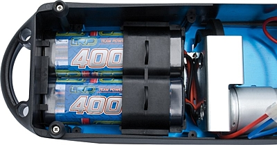 LRP Competition Starterbox Spec.2 for 1/8 On-/Offroad and 1/10 TW/Trucks