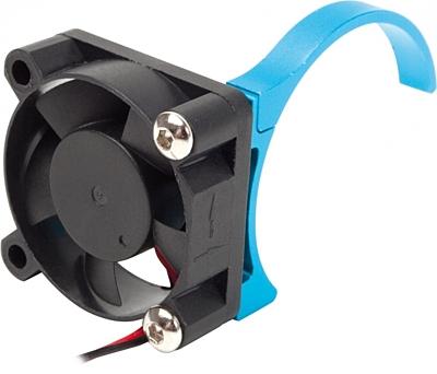 LRP Motor Fan (30x30mm) + Aluminium Mounting Clamp