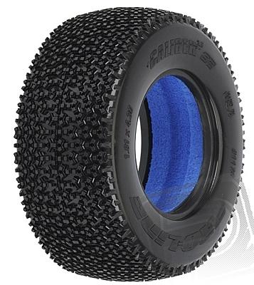 "Pro-Line Caliber SC 2.0 2.2""/3.0"" M4 (Super Soft) Tires for SC Trucks and SC Buggies"