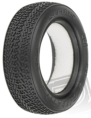 "Pro-Line Scrubs 2.2"" 2WD M3 (Soft) Off-Road Buggy Front Tires"