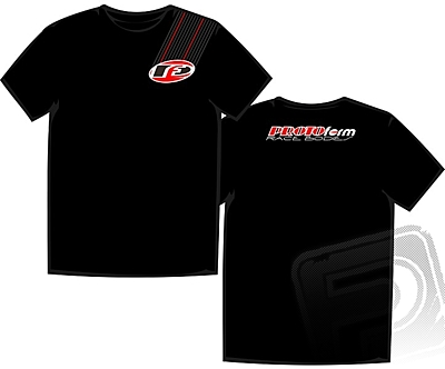 "PROTOform ""Stripe"" T-Shirt Black (X-Large)"