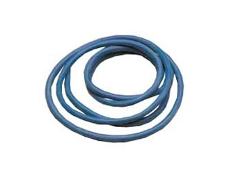 Graupner Silicon Wire Ø4.1mm, 1m, Blue, 11AWG