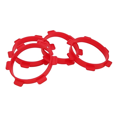Ultimate Racing Tire Mounting Bands for 1/10 Tires (4pcs)