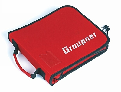 Graupner Tool Bag Large 290x260x50mm