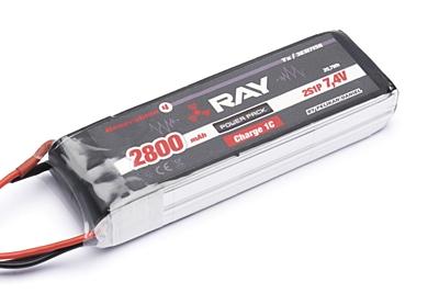 RAY G4 LiPo 2800mAh 7.4V TX