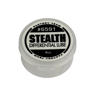 Associated Silicone Diff Lube, 4cc
