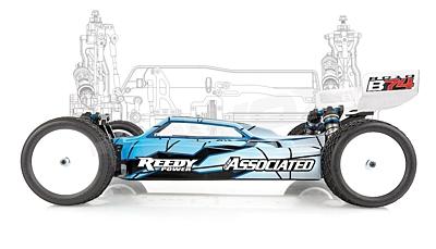 Associated RC10B74 Team Kit