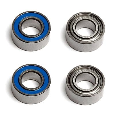 Associated FT Bearings 5x10x4mm (4pcs)