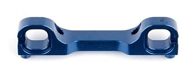 Associated B6.1 Arm Mount C Aluminum (Blue)