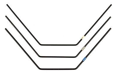 Associated B6.1 FT Rear Anti-roll Bar Set