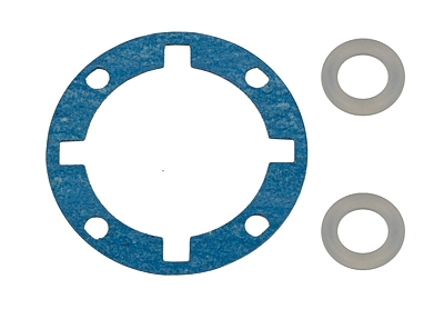 Associated RC10B74 Differential Gasket and O-rings