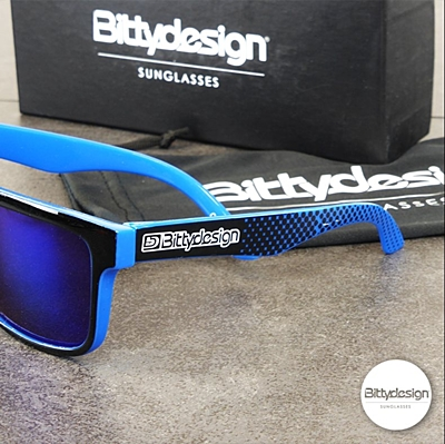 Bittydesign Sunglasses Claymore 'Ocean'