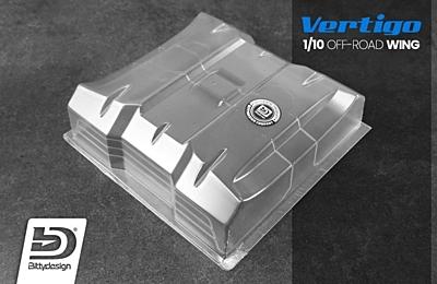 Bittydesign Vertigo 1/10 Off-Road 1mm Wing Set (2pcs)