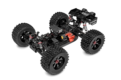 Corally Dementor XP Monster Truck SWB 1/8 RTR