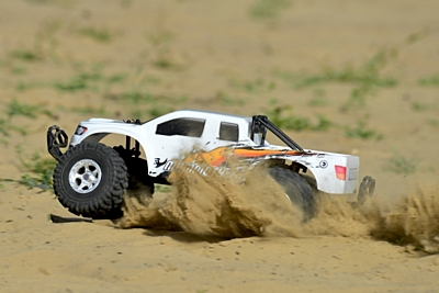 Corally Mammoth SP Monster Truck 2WD 1/10 RTR